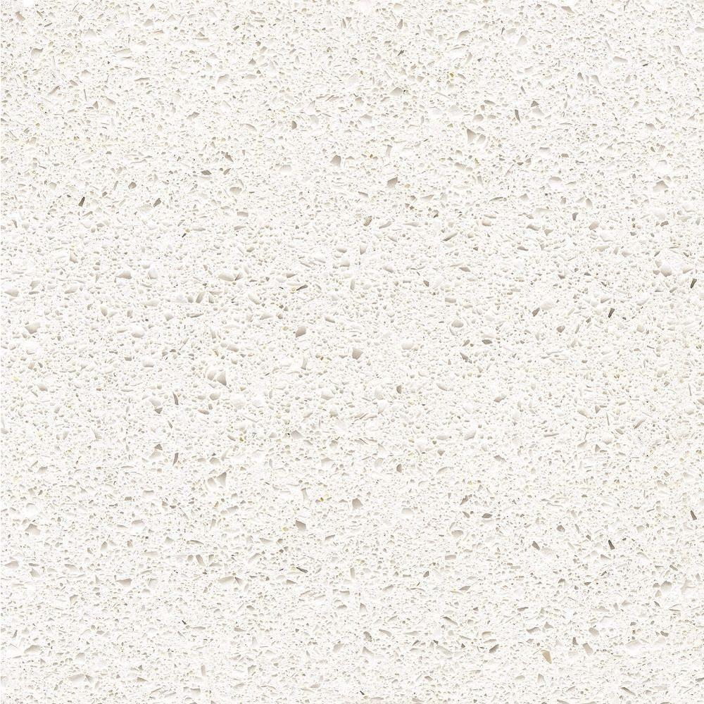 Silestone 2 In. X 4 In. Quartz Countertop Sample In Blanco Maple