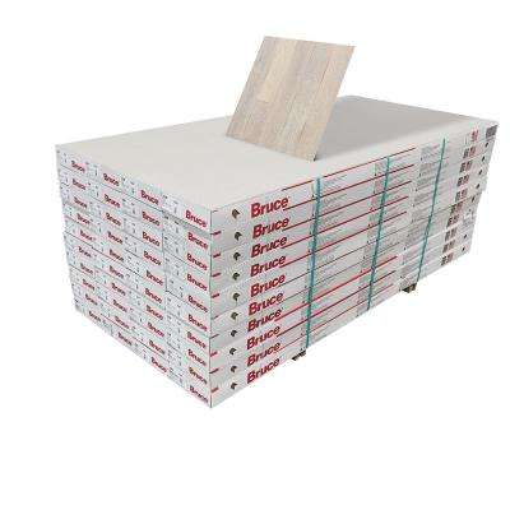 American Originals Sugar White Oak 3/4 in. T x 5 in. W x Random Length Solid Hardwood Flooring (940 sq. ft. / pallet)