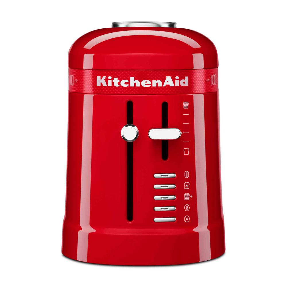 Kitchenaid 2 Slice Passion Red Toaster 100 Year Limited Edition
