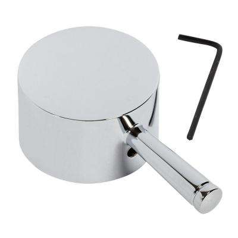 Serin Faucet Handle Kit, Polished Chrome