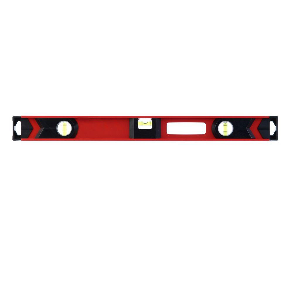Kapro 150-81-36 I-Beam Level with Plumb Site 36-Inch