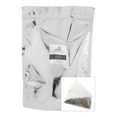 Tea Organic Earl Grey Bulk Sachets Food Service Tea Bags (200 per Pack)