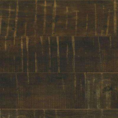 Signal Creek Rusty Chestnut 12 mm Thick x 7.4 in. Wide x 50.59 in. Length Laminate Flooring (18.2 sq. ft. / case)
