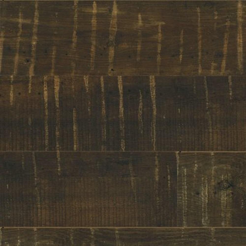 Take Home Sample - Signal Creek Rusty Chestnut Laminate Flooring - 7-2/5 in. x 10 in.