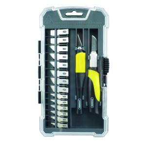 General Tools Pro Hobby Knife Set (18-Piece) by General Tools