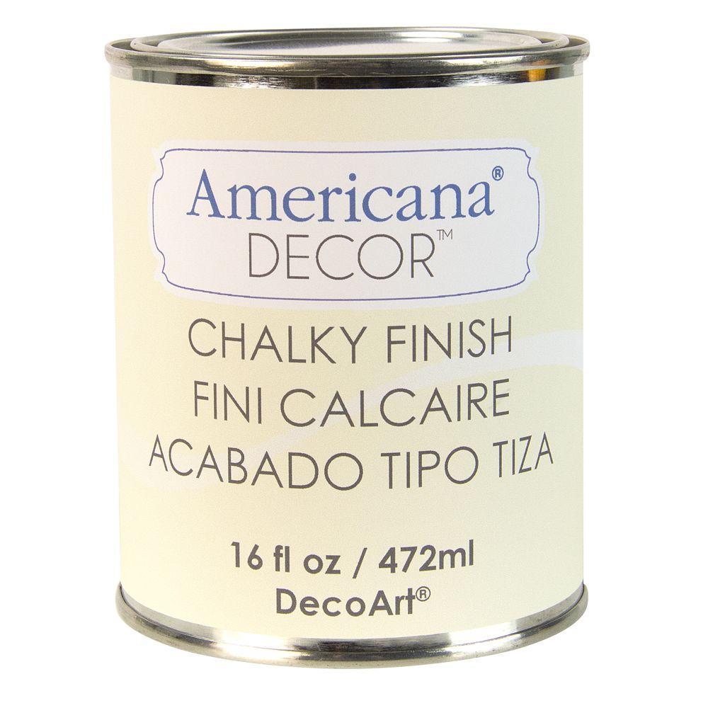 DecoArt DecoArt Americana Decor 16-oz. Lace Chalky Finish