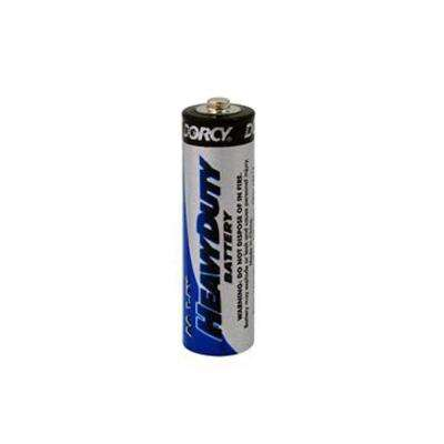 Master Cell Super Heavy Duty AA-Cell Alkaline Battery (12-Pack)