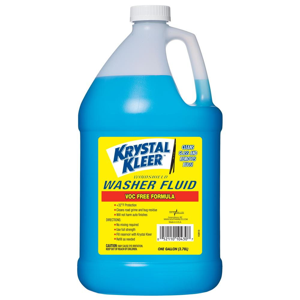 1 Gal Summer Formula Windshield Washer Fluid 111325 The