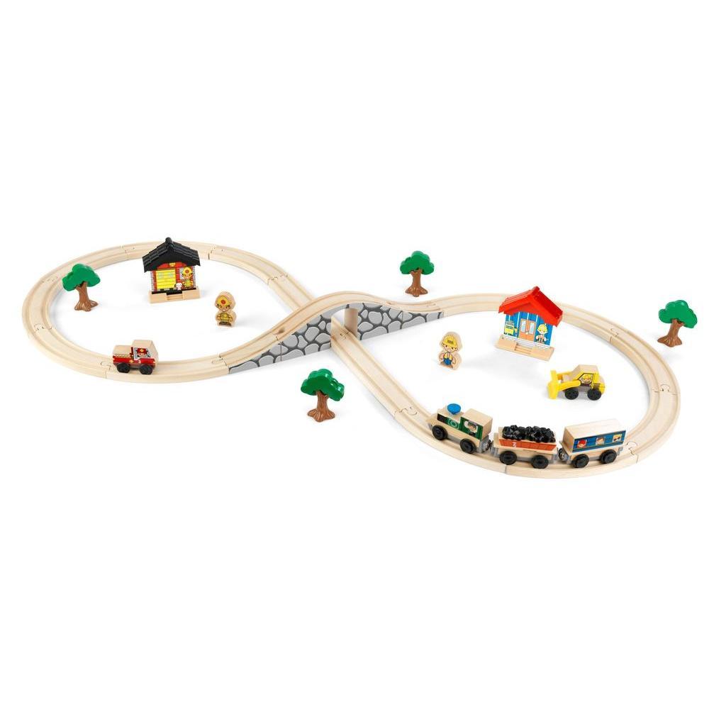 Figure 8 Train Playset