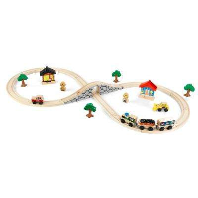 Figure 8 Train Playset