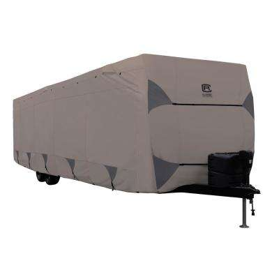 Encompass 294 in. L x 102 in. W x 104 in. H Travel Trailer RV Cover