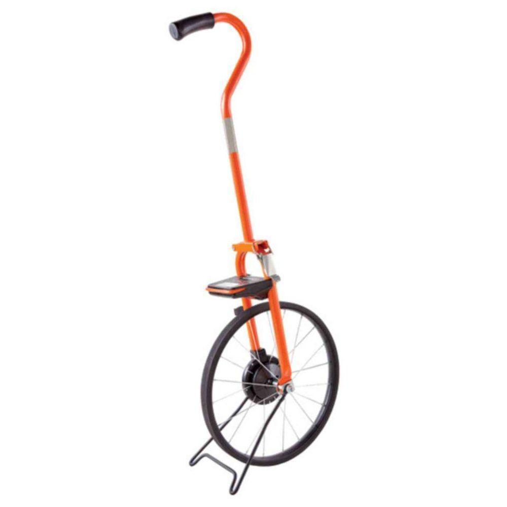 Keson Professional Electronic 15-1/2 inch Steel Measuring Wheel by Keson