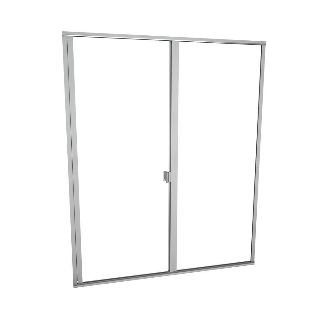 Redi slide 1000 series 46 1 2 in w x 68 5 8 in h semi for 1000 pivot shower door