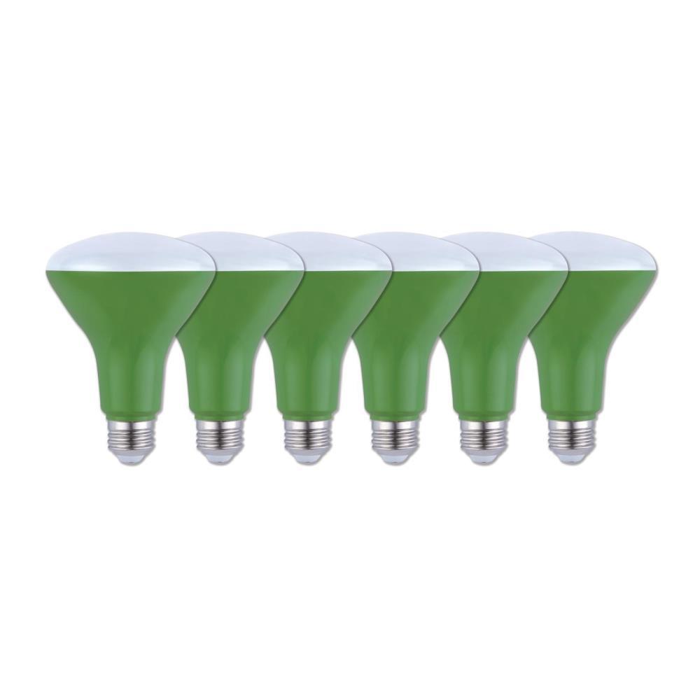 65-Watt Equivalent BR30 Flood LED Grow Light Bulb (6-Pack)