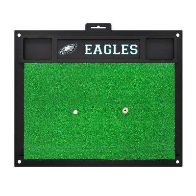 NFL Philadelphia Eagles 17 in. x 20 in. Golf Hitting Mat