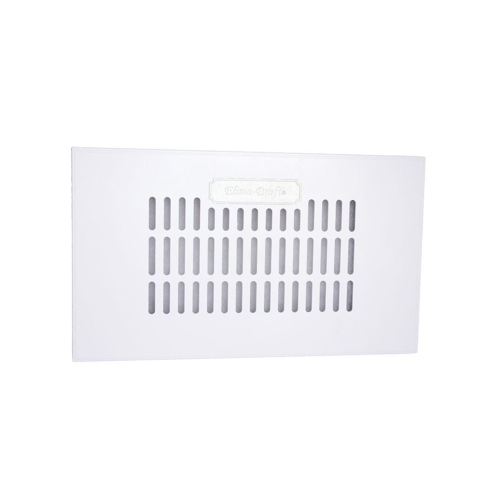 4 In 1 Allergen Relief Magnetic Vent Cover White