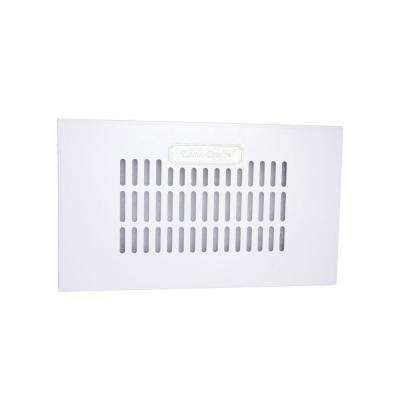 4-in-1 Allergen Relief Magnetic Vent Cover in White