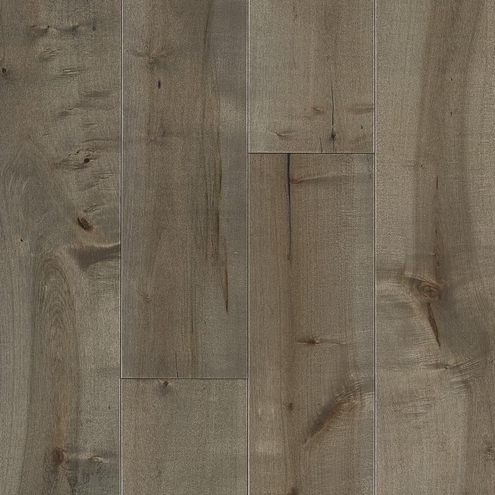 Repel Water Resistant Maple Queens 1/2 in. T x 7 in. W x Random Length Click Hardwood Flooring (22.22 sq. ft./case)