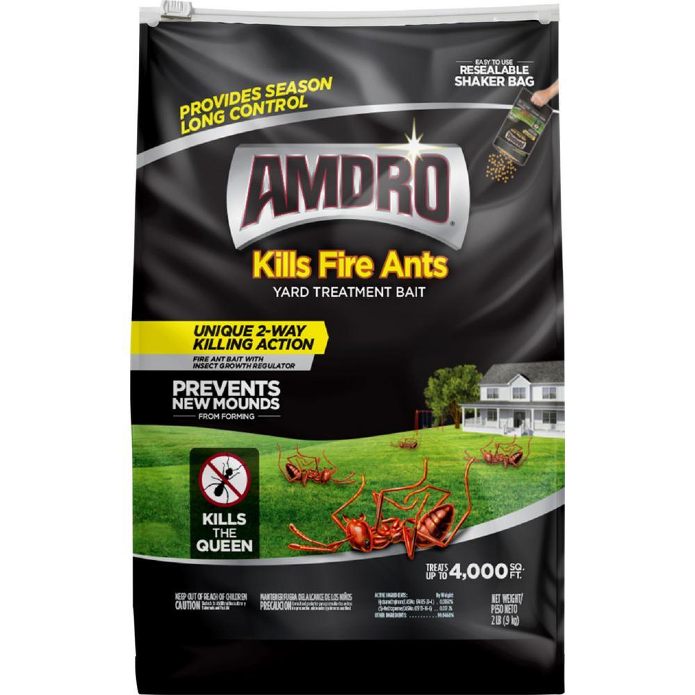 Kills Fire Ants Yard Treatment Bait