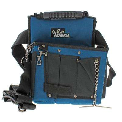 10 in. x 12 in. Journeyman Electrician's Tool Bag