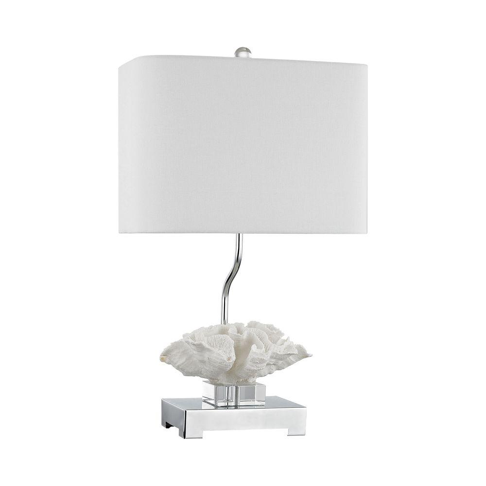 Titan lighting prince edward island 25 in polished nickel table titan lighting prince edward island 25 in polished nickel table lamp aloadofball