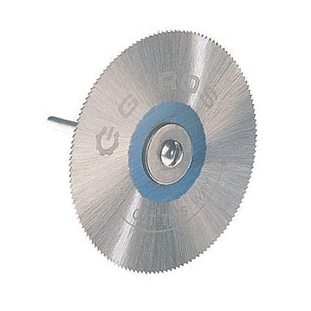 Gyros 2 in. Diameter Fine Teeth Saw Blade with Mandrel