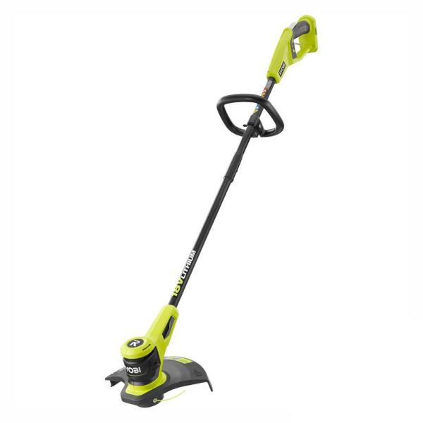 ONE+ 18-Volt Lithium-Ion Electric Cordless Battery String Trimmer (Tool Only)