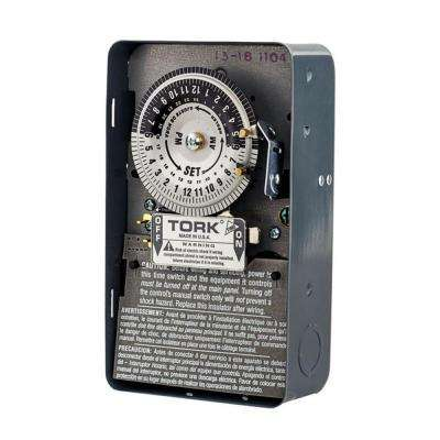 208-277-Volt 24-Hour Mechanical Time Switch