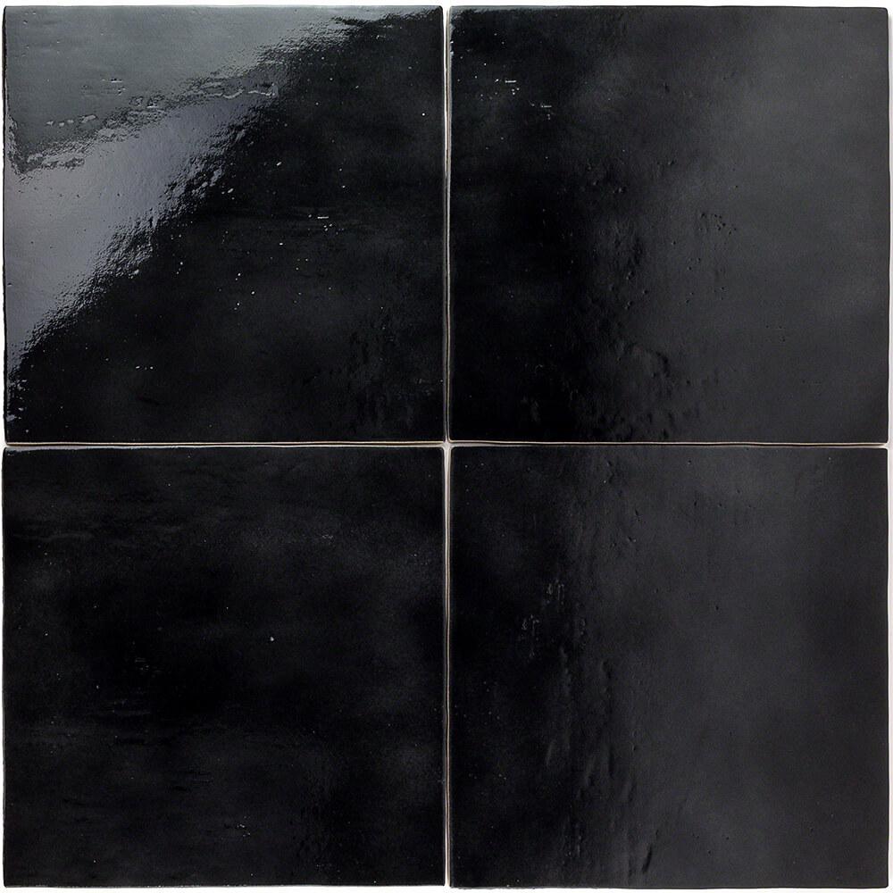Ivy Hill Tile Aloosa Black 14 In X