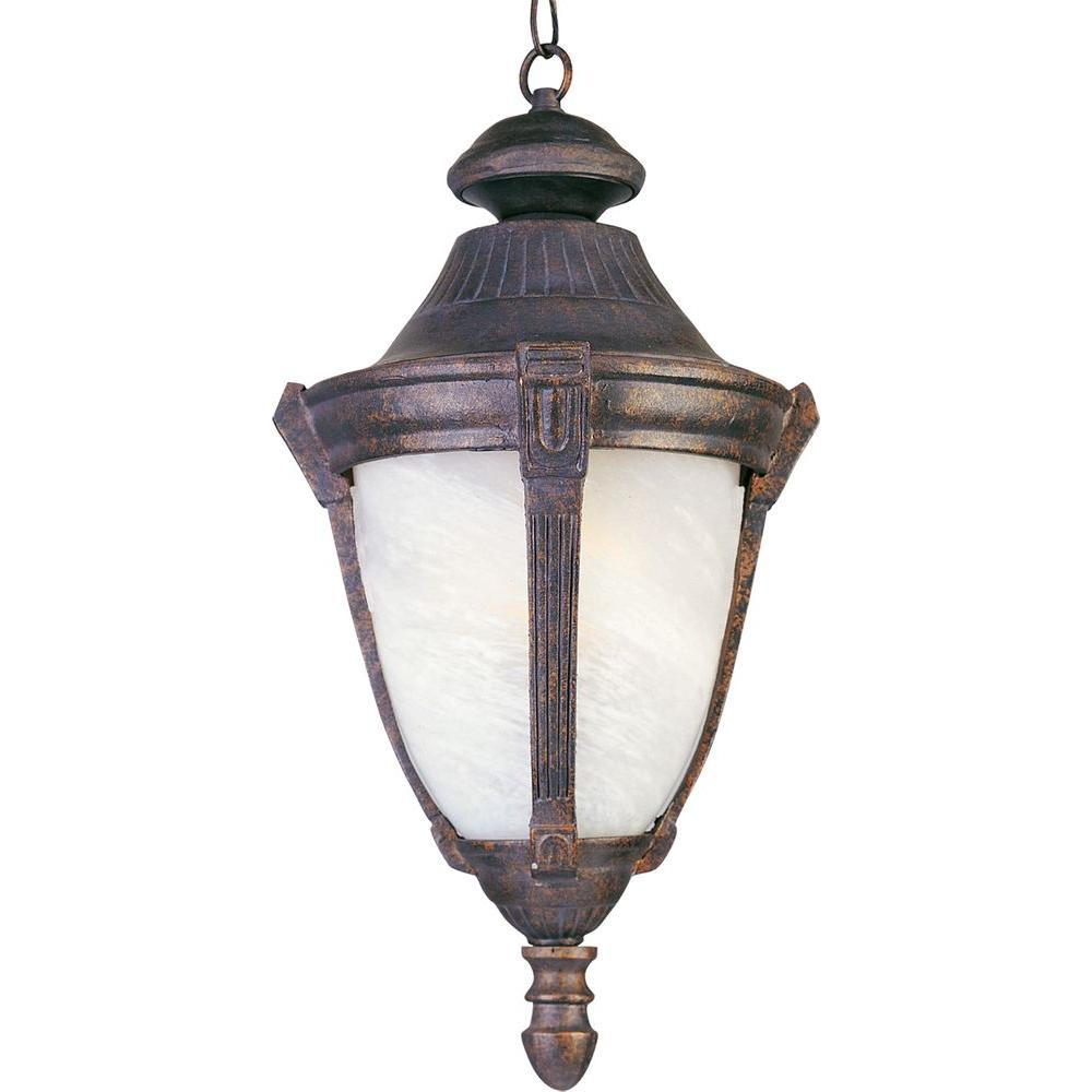 Wakefield Cast 1-Light Outdoor Hanging Lantern