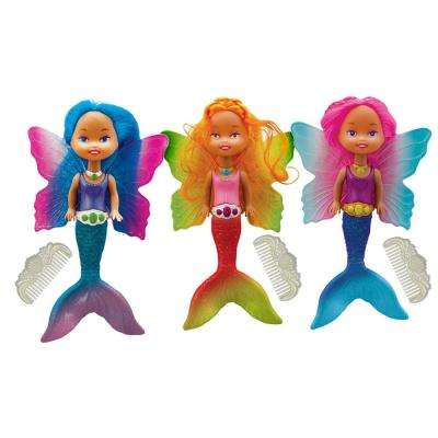 Fairy Tails Blue, Green and Pink Pool Toy (3-Pack)