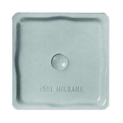Small Closing Plate for Meter Socket