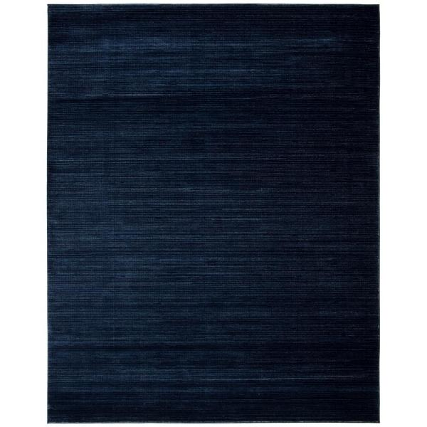 Vision Navy 9 ft. x 12 ft. Area Rug