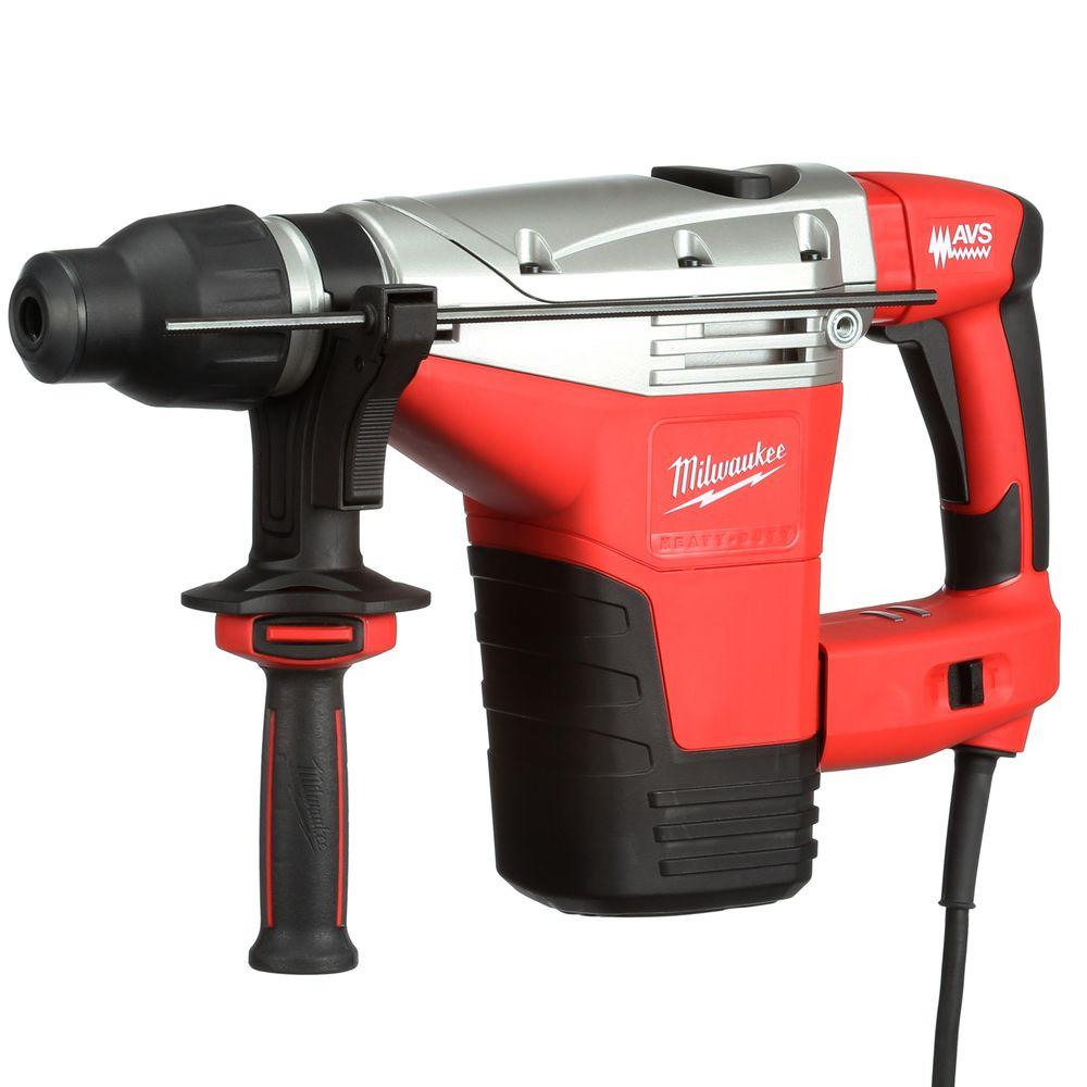 Milwaukee 1 3 4 In Sds Max Rotary Hammer 5426 21 The Home Depot