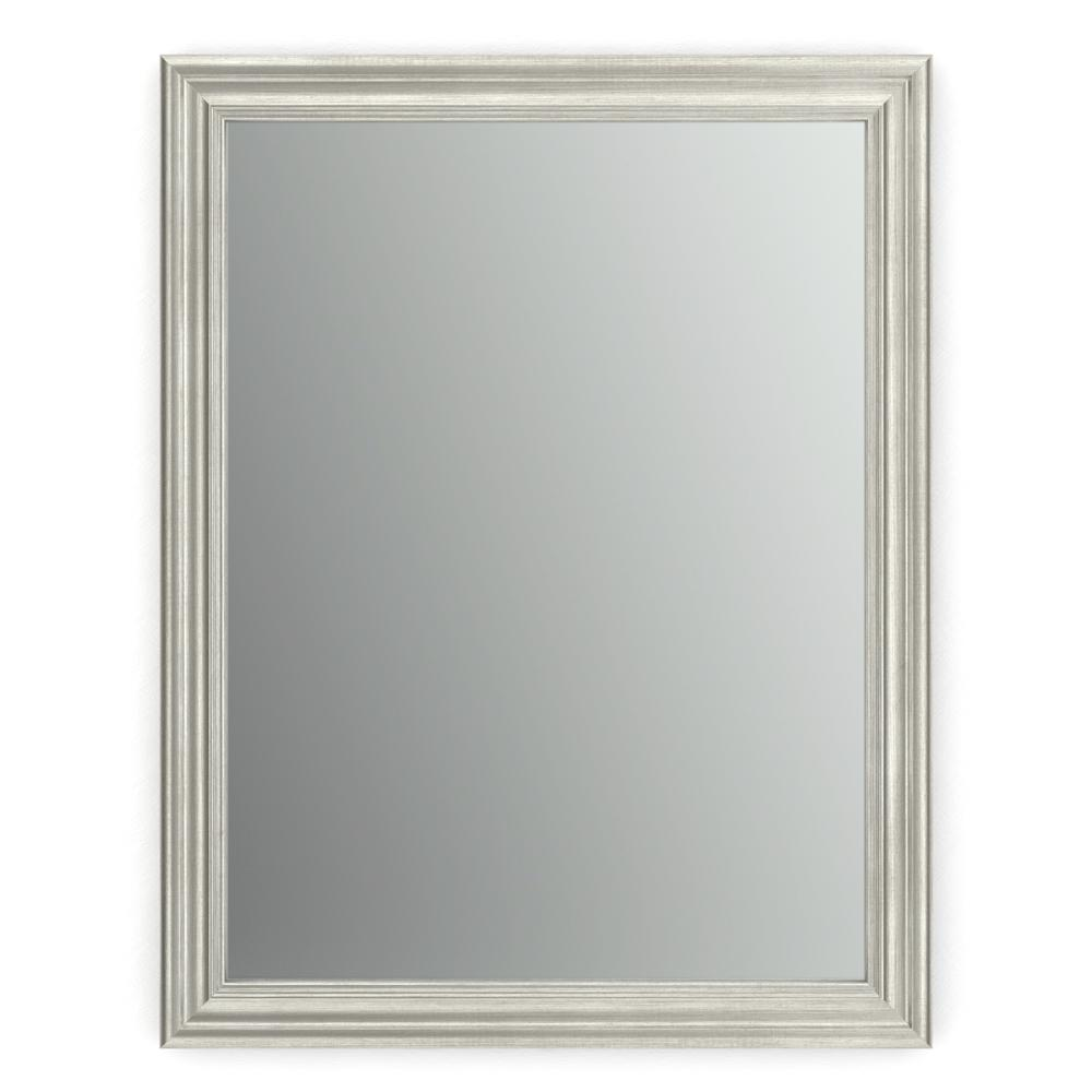 23 in. x 33 in. (S2) Rectangular Framed Mirror with Standard