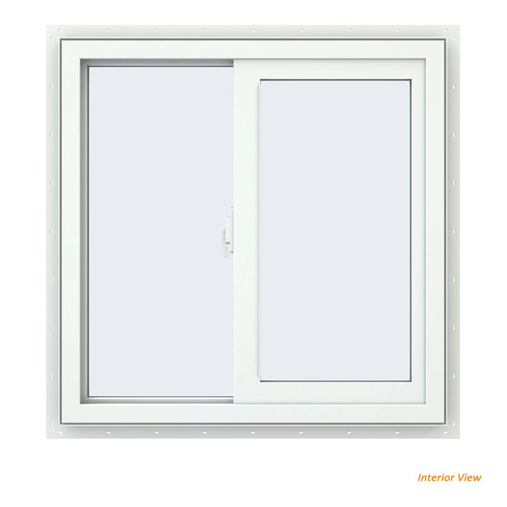 tafco windows 23 5 in  x 23 5 in  jalousie utility louver