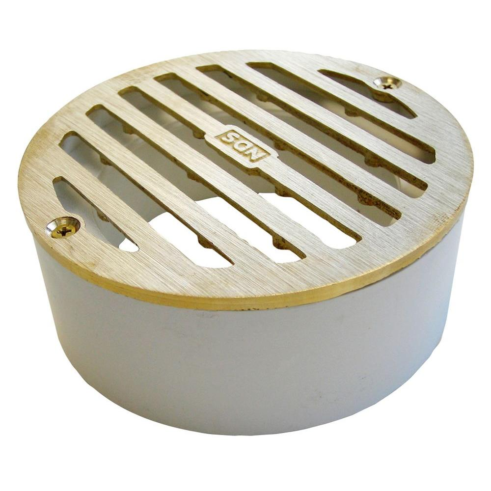 NDS 4 in. Brass Grate  sc 1 st  Nextag & 4 pvc drainage pipe | Plumbing | Compare Prices at Nextag