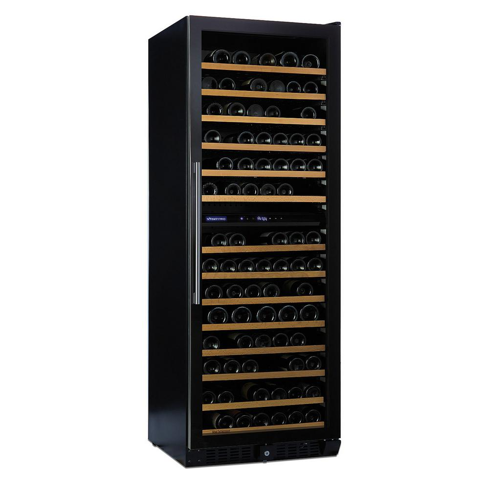 Wine Enthusiast N Finity Pro Lx 187 Bottle 26 In Dual Zone Freestanding