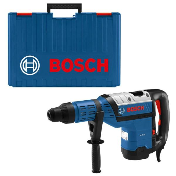 13.5 Amp 1-3/4 in. Corded Variable Speed SDS-Max Concrete/Masonry Rotary Hammer Drill with Carrying Case