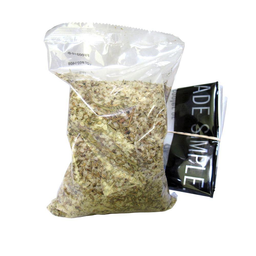 Fire & Flavor Turkey Perfect Herb Brining Kit
