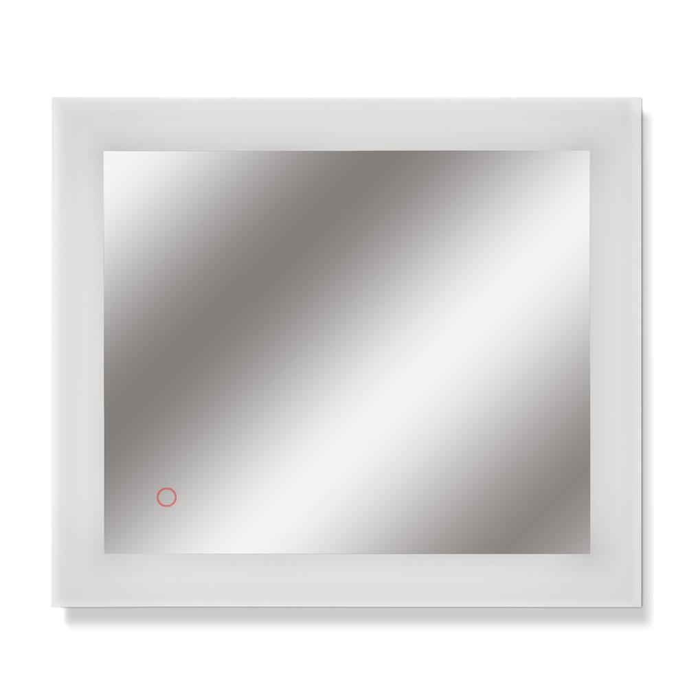 Royal 36 in. x 30 in. LED Wall Mounted Backlit Vanity