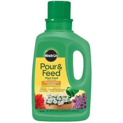 32 oz. Pour and Feed Liquid Plant Food RTU