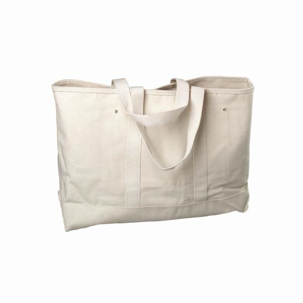 21 in. Heavy Duty Canvas Tool Bag Tote