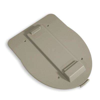 RV 1-Piece Floor Plate for Porta Potti Curve 92360