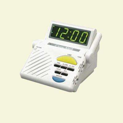 Sonic Boom Digital Alarm with Vibrator