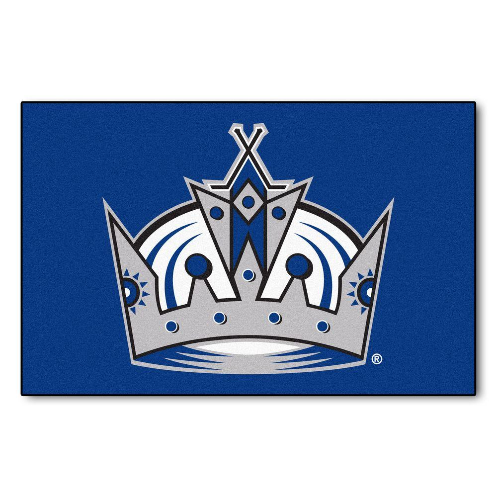Los Angeles Kings 19 in. x 30 in. Accent Rug