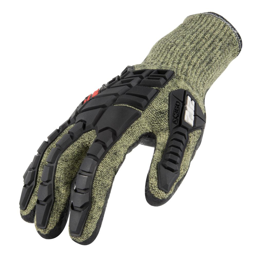 212 Performance AX360 Medium Seamless Electrical Arc Flash 4 Resistant Glove
