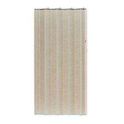 48 in. x 96 in. Woodshire Vinyl-Laminated MDF Chalk Accordion Door