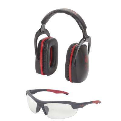 Conix Ballistic Muff and Glasses Combo