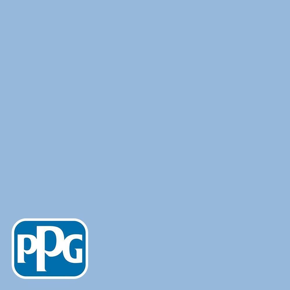 Ppg Diamond 1 Gal Hdgv15 French Country Blue Eggshell Interior